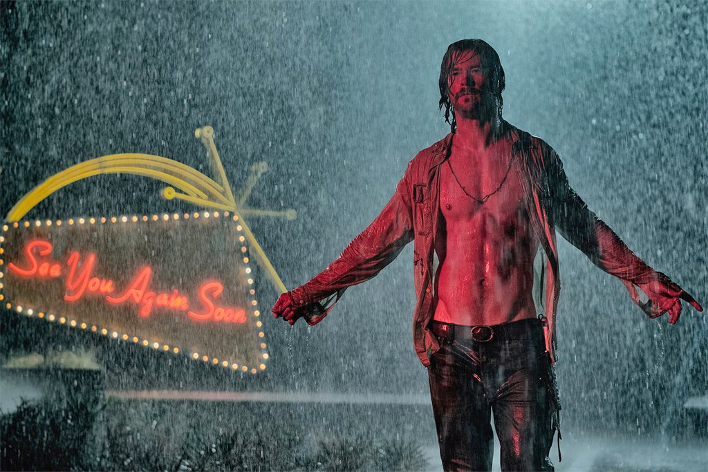 Chris Hemsworth, Bad Times at the El Royale