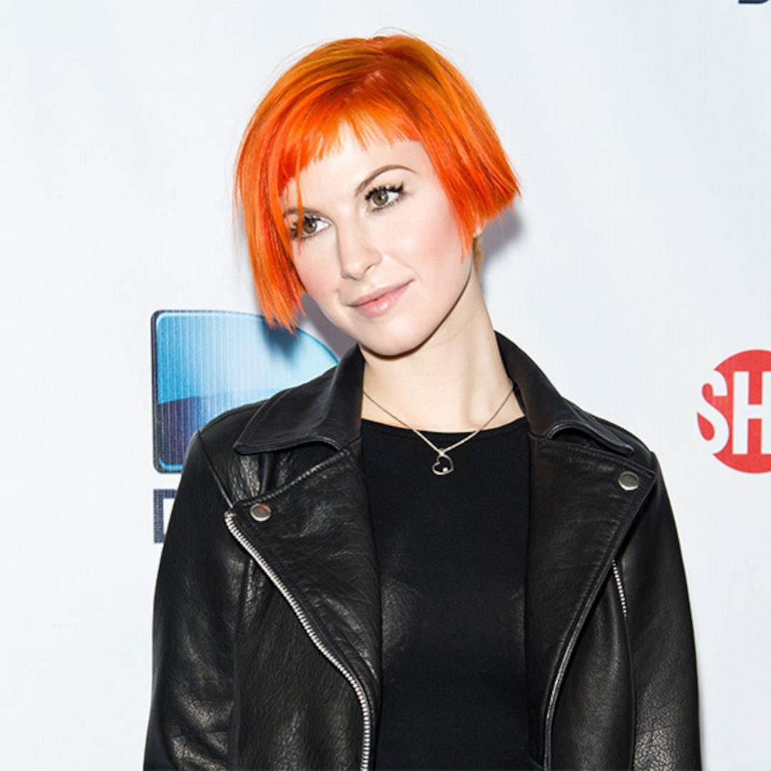 Hayley Williams Reflects On Her Mental Health And Marriage E Online Ca