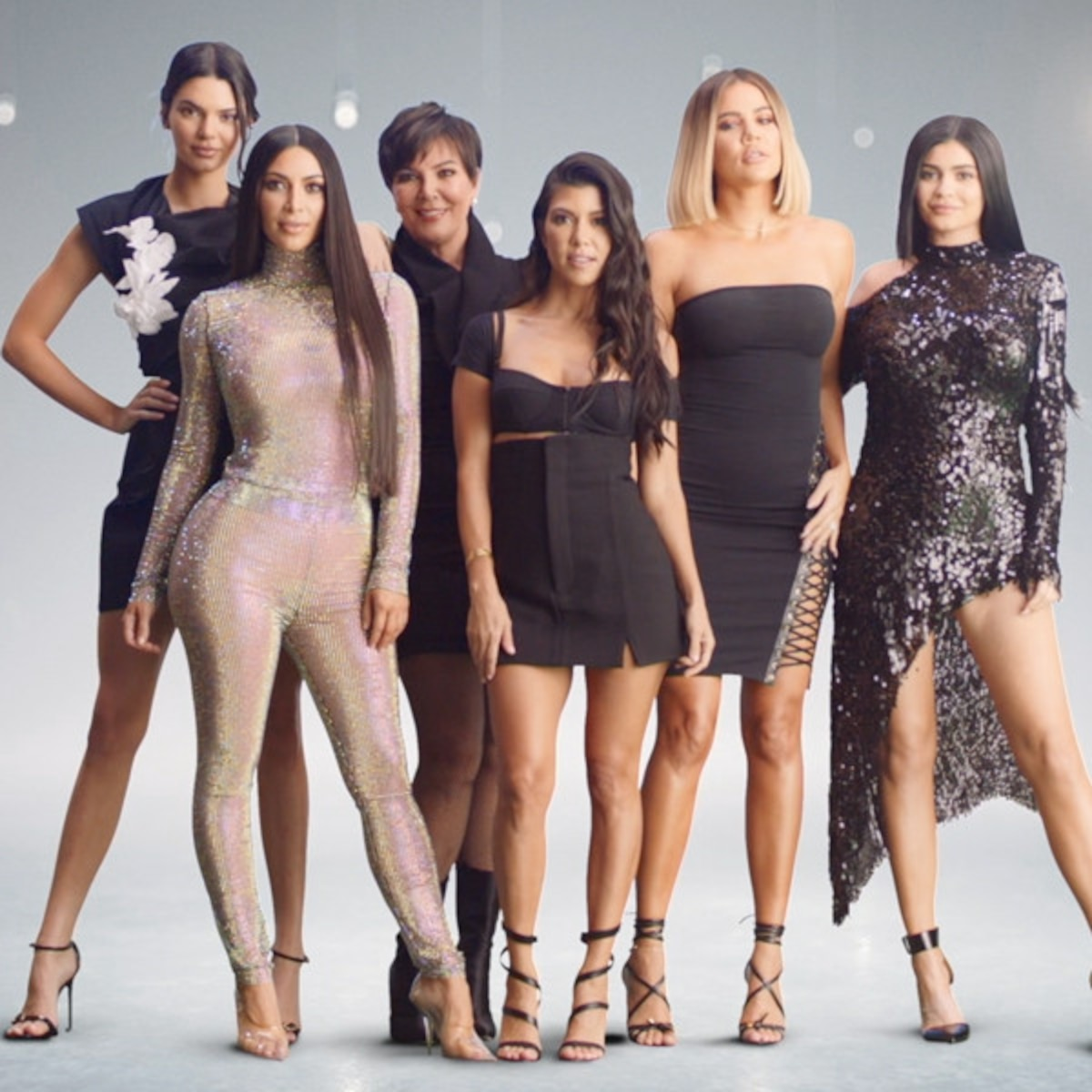 Keeping Up With The Kardashians Season 1 مترجم Online
