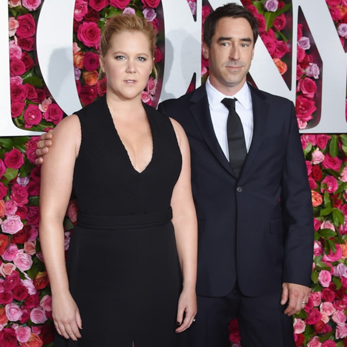 Amy Schumer Perfectly Describes Love In Hilarious Tribute To Husband E Online