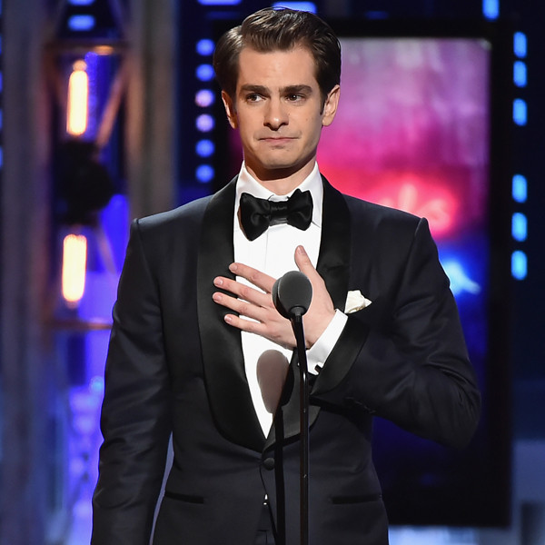 Andrew Garfield, 2018 Tony Awards, Show