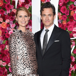 Claire Danes, Hugh Dancy, 2018 Tony Awards