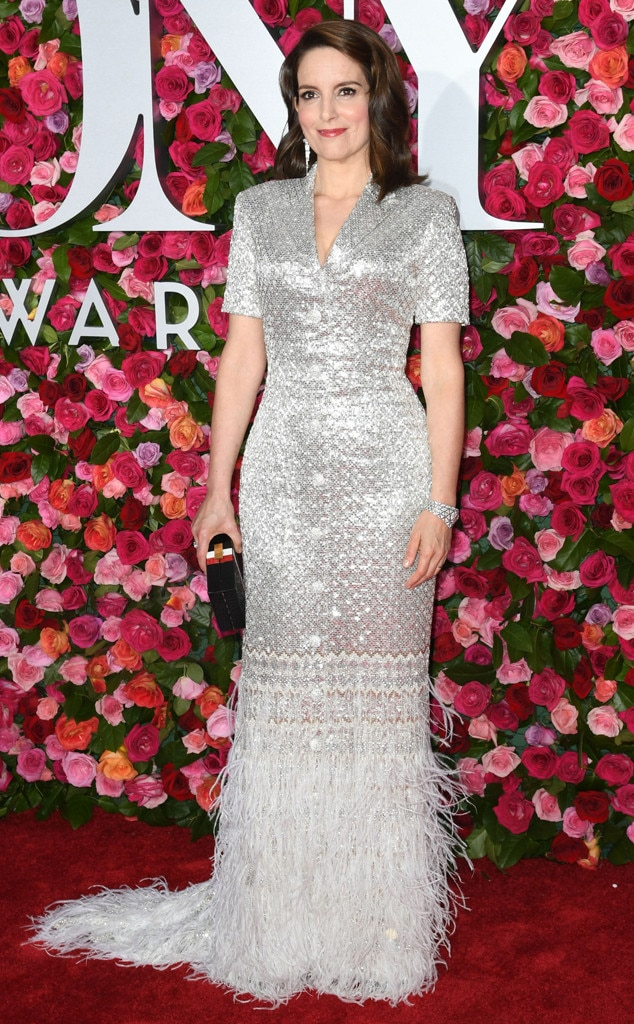 Tina Fey, 2018 Tony Awards