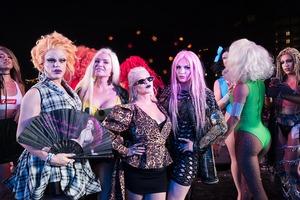 Christina Aguilera, 2018 L.A. Pride