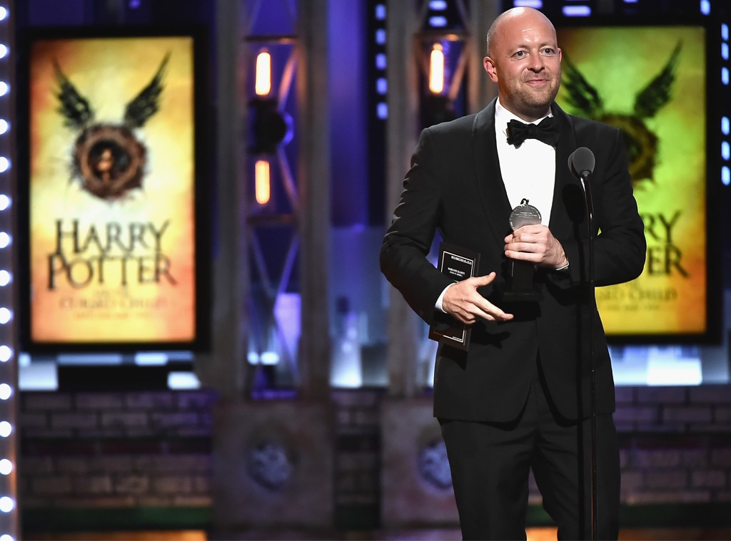 John Tiffany, 2018 Tony Awards