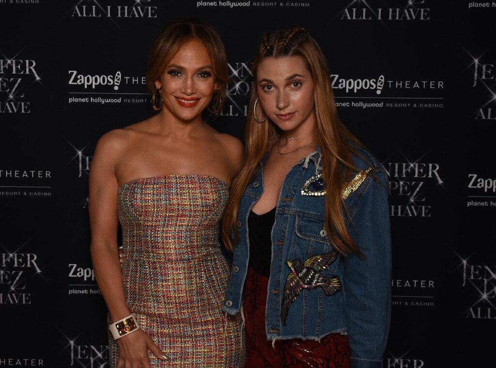 Jennifer Lopez, Ashley Brinton