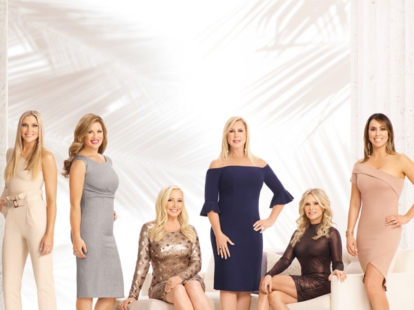 <i>The Real Housewives of Orange County</I> Hits Jamaica and Gina Immediately Lets the Shade Fly</i>