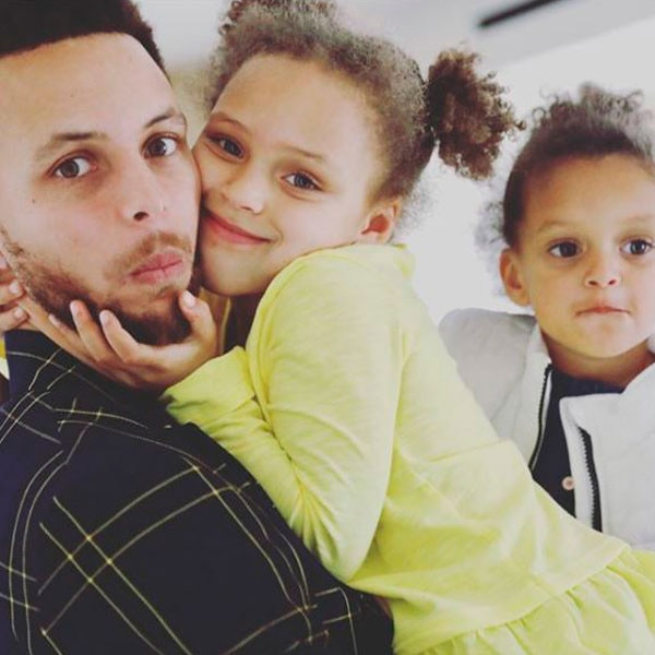 c20d1f9c2a75 Happiest Place on Earth from Stephen Curry s Cutest Family Moments ...