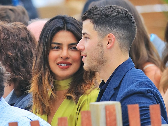 Nick Jonas Takes Priyanka Chopra to His Cousin's Wedding