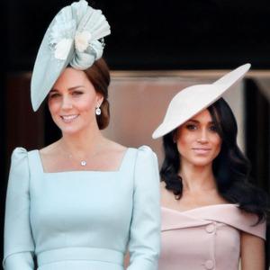 ESC: Kate Middleton, Meghan Markle