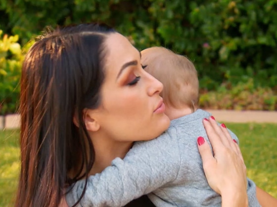 Nikki Bella Tries Her Hand at Motherhood While Babysitting Niece Birdie, But Brie Just Can't Relinquish Control