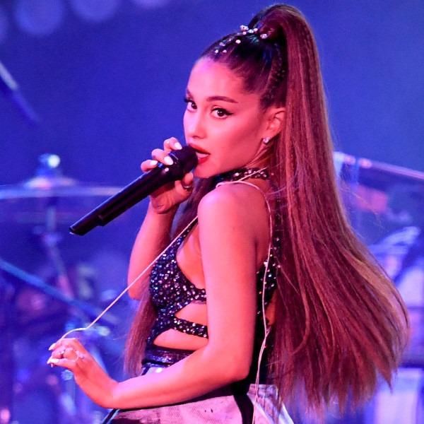 Ariana Grande, Engagement Ring
