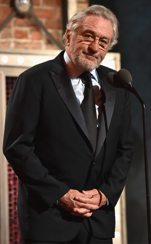 Robert De Niro, 2018 Tony Awards
