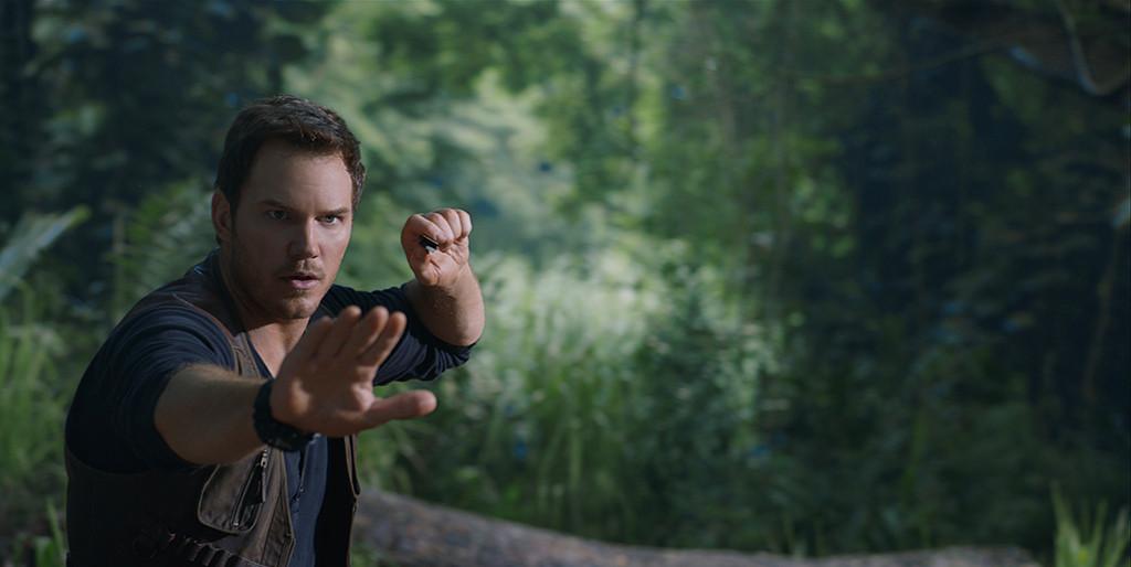 Chriss Pratt, Jurassic World: Fallen Kingdom