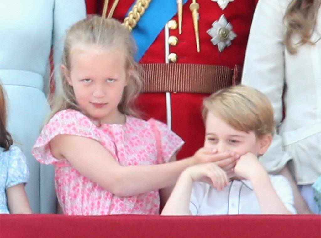 Savannah Phillips, Prince George