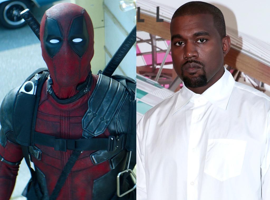 Ryan Reynolds, Deadpool 2, Kanye West