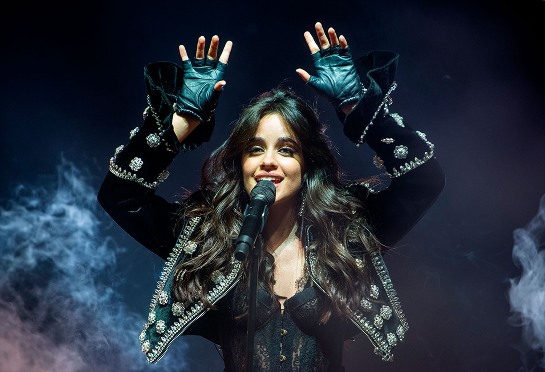 Camila Cabello -  Smokin'!
