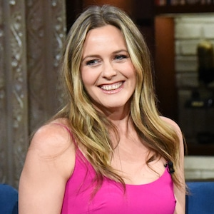 Alicia Silverstone, The Late Show With Stephen Colbert