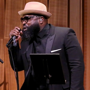 "The Tonight Show, Ahmir ""Questlove"" Thompson, Tariq ""Blackthought"" Trotter"