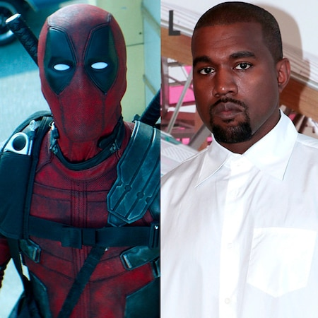 Ryan Reynolds Responds to Kanye West's Deadpool Tweets