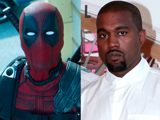 Ryan Reynolds Responds to Kanye West's Claim That <i>Deadpool 2</i> Stole His Sound