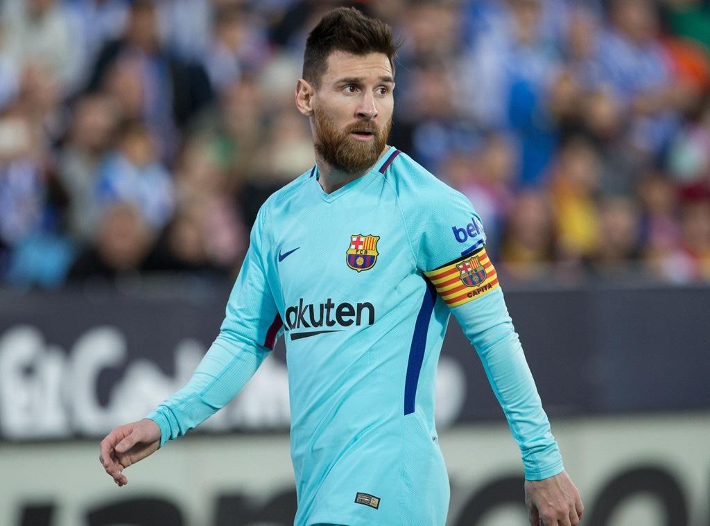 Lionel Messi, World Cup Hotties