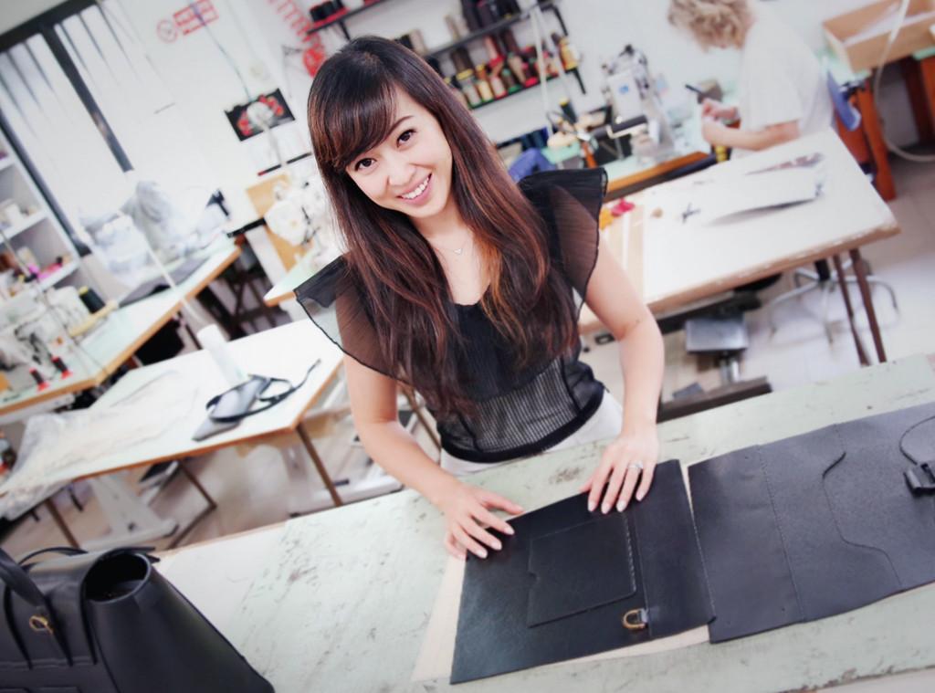 ESC: Trendsetters at Work, Coral Chung, Senreve
