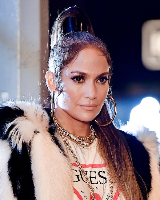 ESC: Jennifer Lopez, Retro Hairstyles