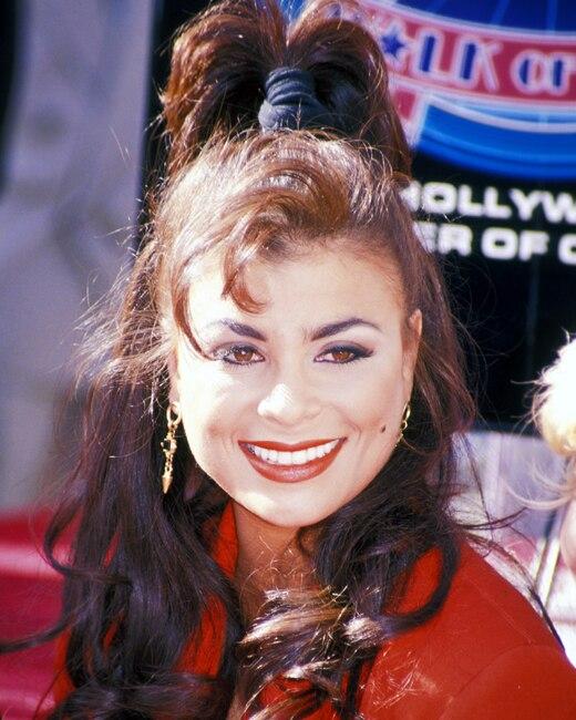 ESC: Paula Abdul, Retro Hairstyles