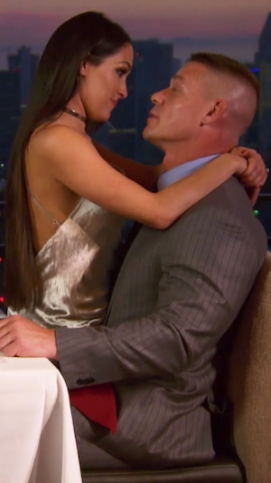 Nikki Bella, John Cena, Total Bellas 305