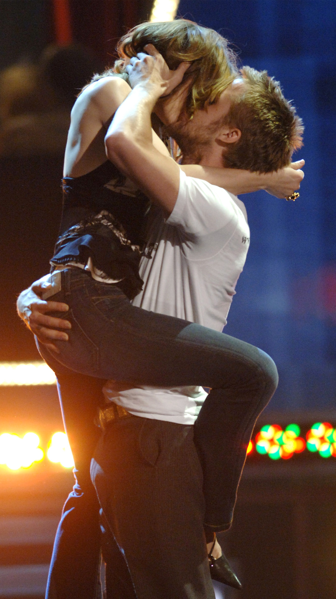 Ryan Gosling, Rachel McAdams, 2005 MTV Movie Awards, Best Kiss