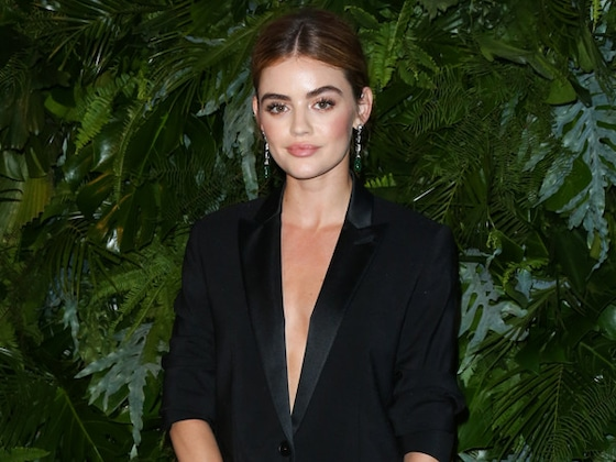Lucy Hale Describes Her Own Experience With Sexual Assault