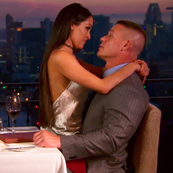 Nikki Bella, John Cena, Total Bellas 305