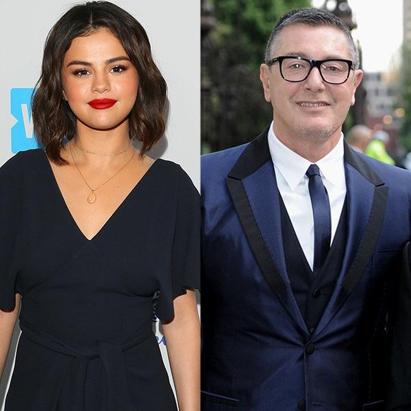 Selena Gomez, Stefano Gabbana