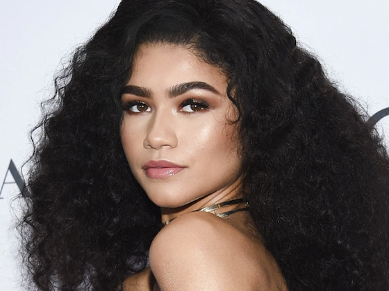 Zendaya's Textured Curls and More Celebrity Hair Trends Making a Comeback