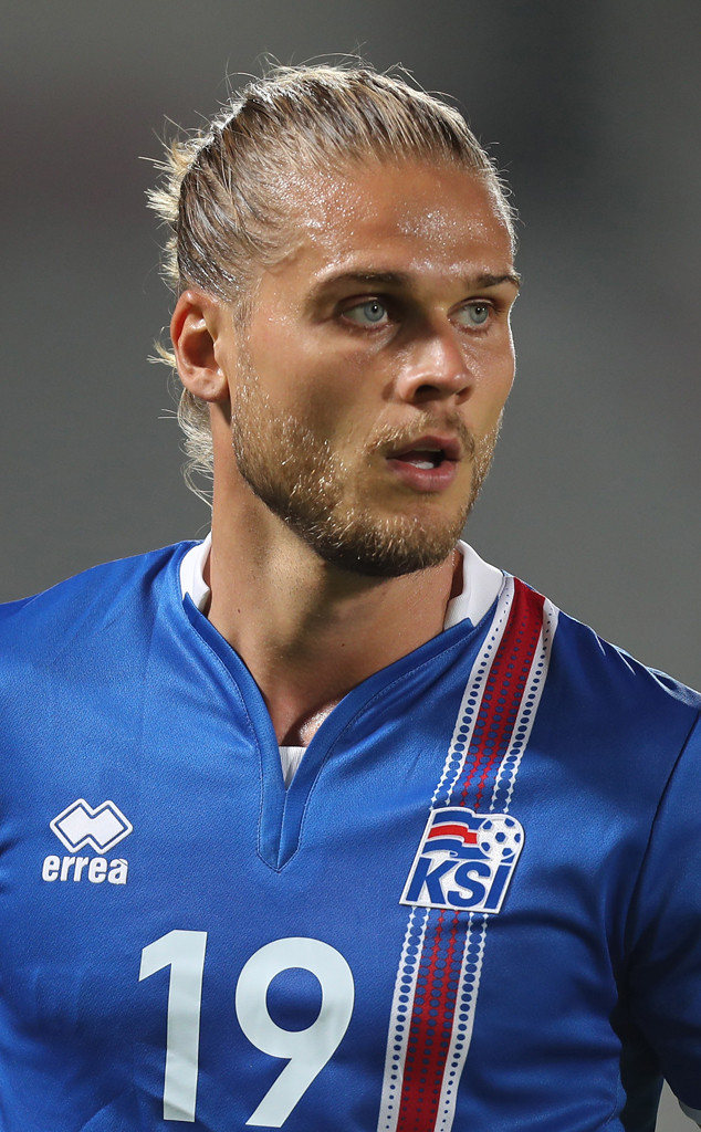 Rurik Gislason, World Cup Hotties