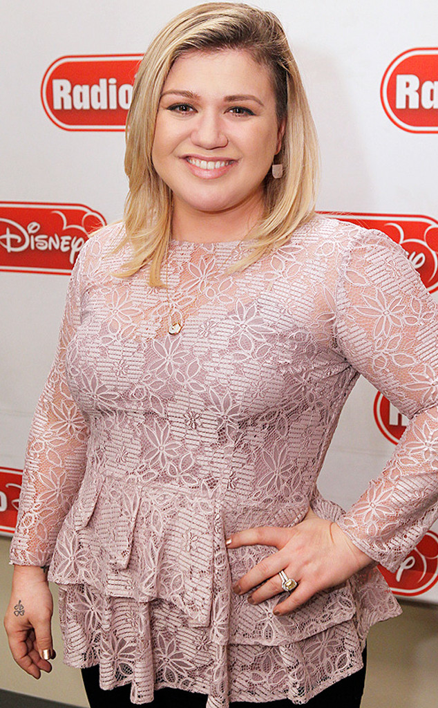 Kelly Clarkson, Radio Disney, 2015