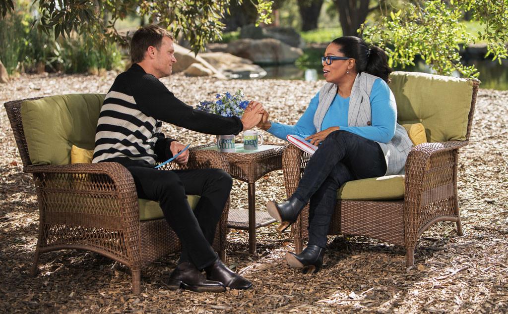 Tom Brady, Oprah Winfrey
