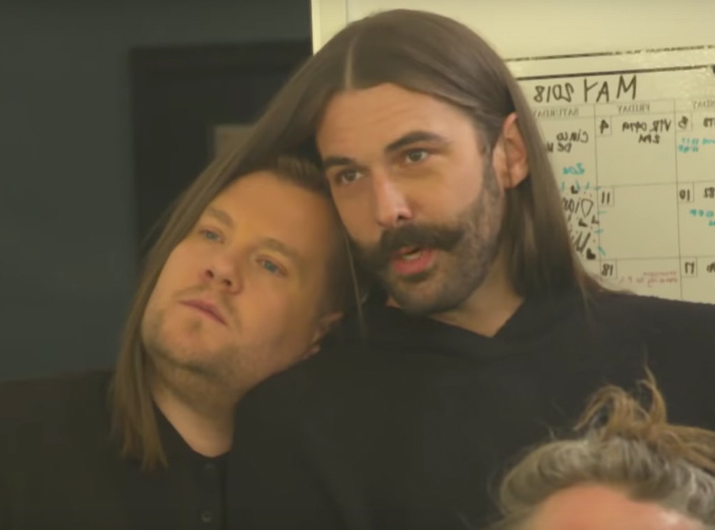 James Corden, Queer Eye