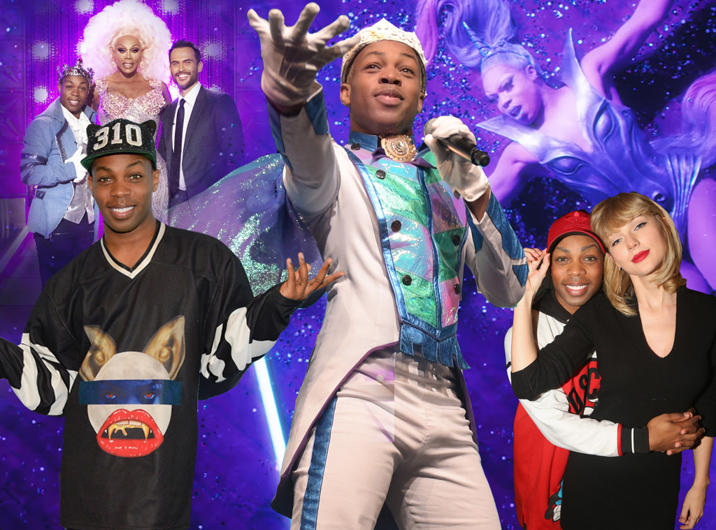 Todrick Hall, Feature