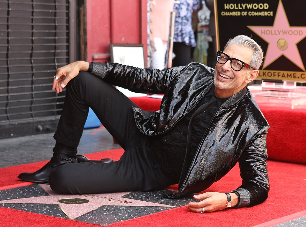Jeff Goldblum, Hollywood Walk of Fame