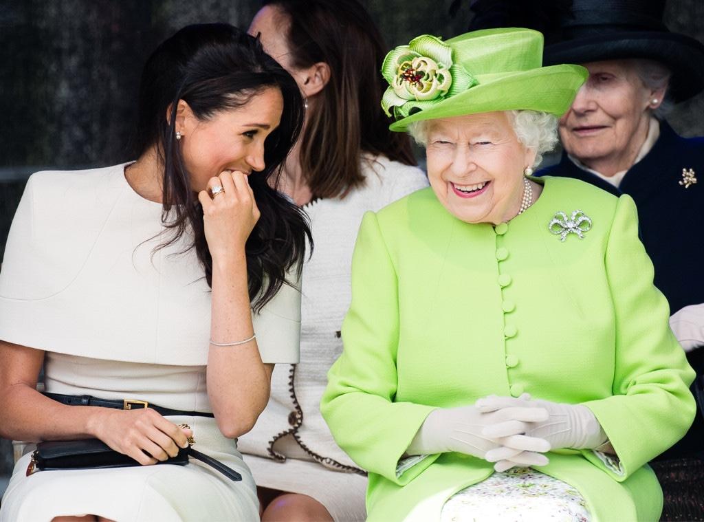 Meghan Markle, Duchess of Sussex, Queen Elizabeth II