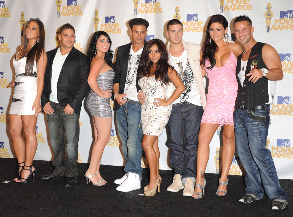 Jersey Shore cast, 2010 MTV Movie Awards