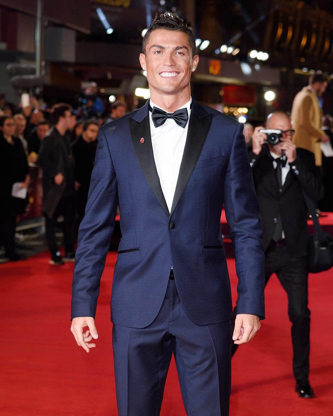 ESC: Stylish Soccer Players, Cristiano Ronaldo, Portugal