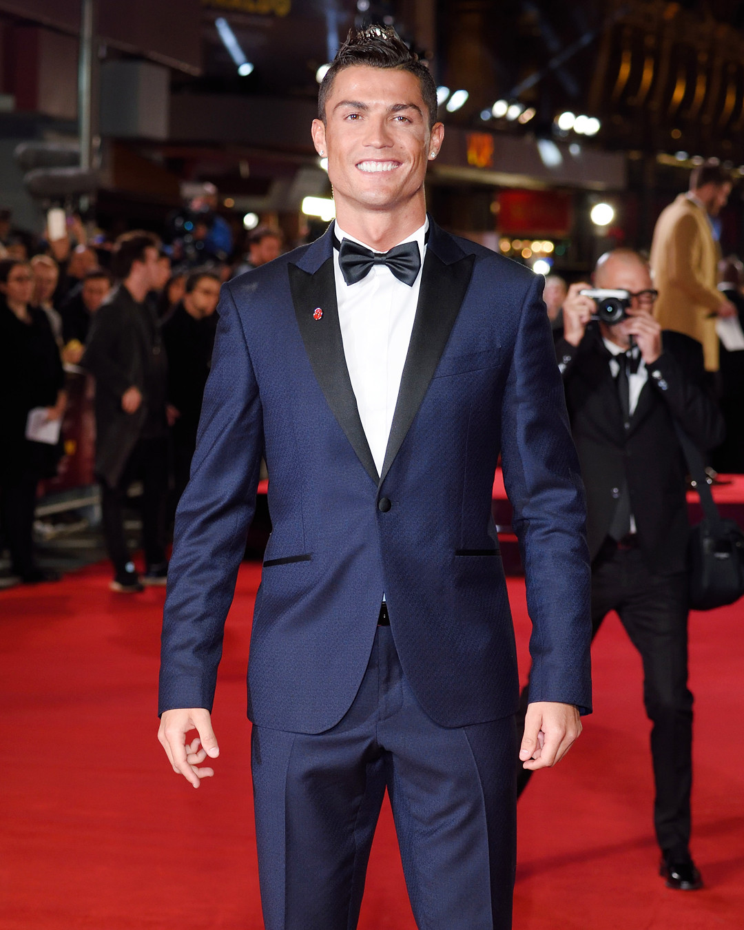 ESC: Stylish Soccer Players, Cristiano Ronaldo, Portugal