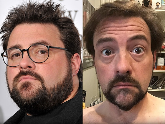 Kevin Smith Reveals 43-Lb. Weight Loss Four Months After His Heart Attack