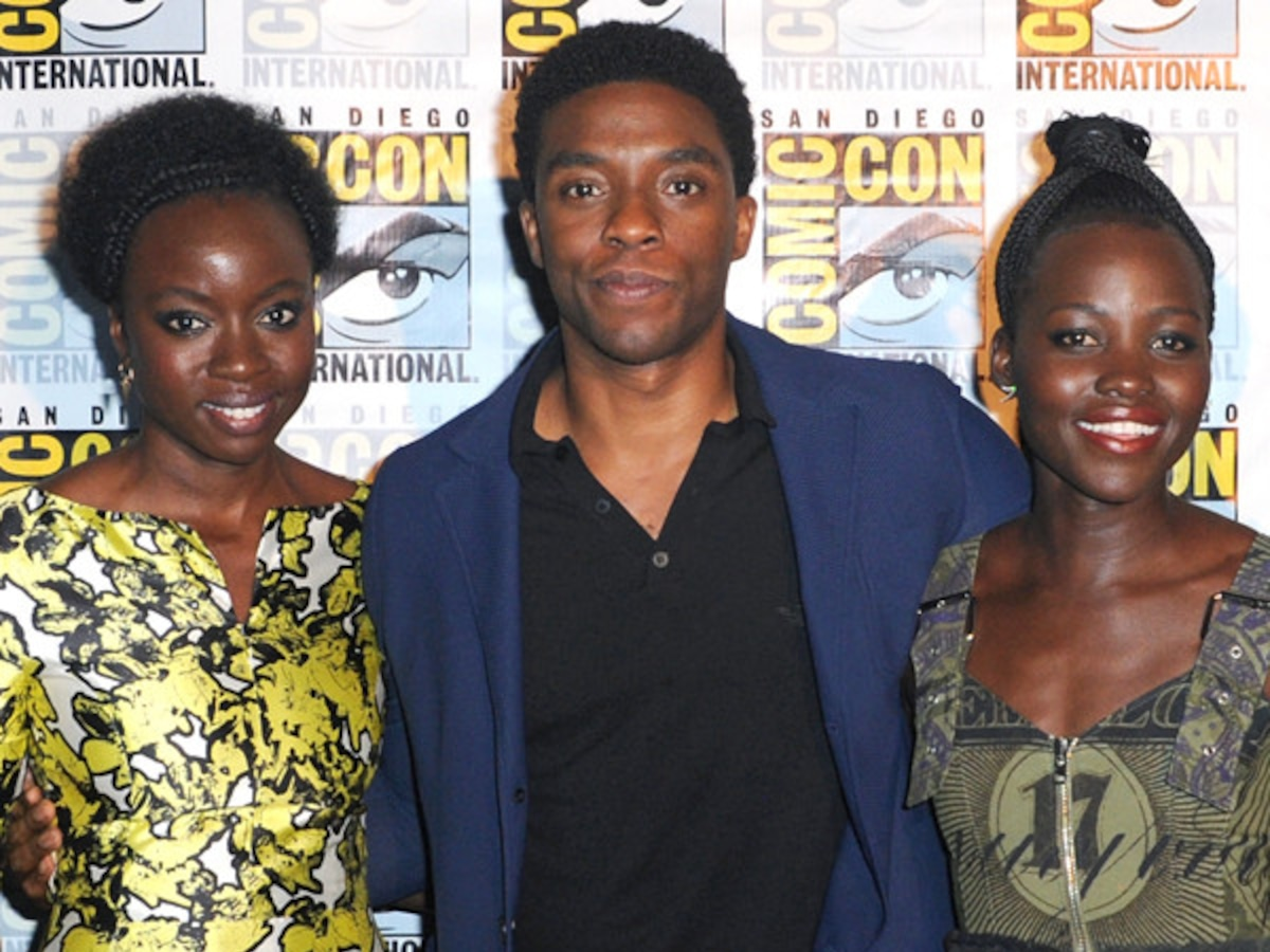 Ranking the <i>Black Panther</i> Cast's Best Off-Screen Moments