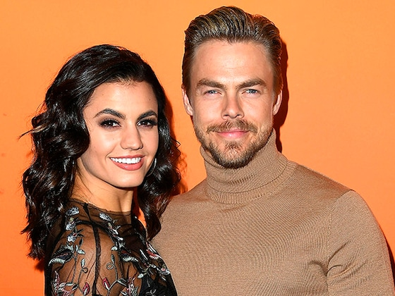Here's Why <i>Dancing With the Stars</i> Fans Want to See Derek Hough and Hayley Erbert Engaged Next