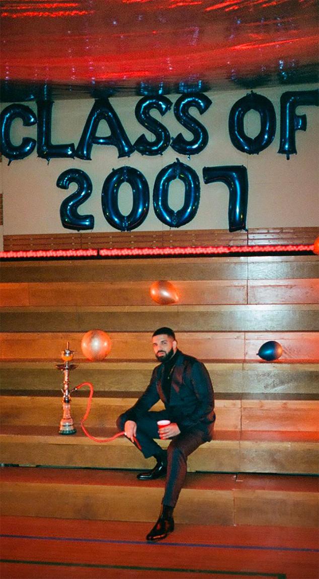 Drake, I'm Upset, Degrassi