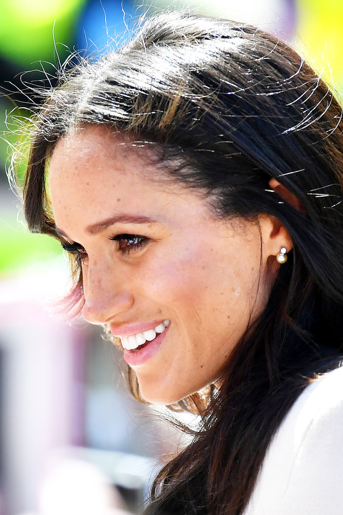 Meghan Markle, Earrings